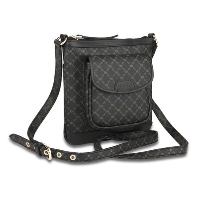 Signature Galina's Mini Tourist Cross-Body Bag