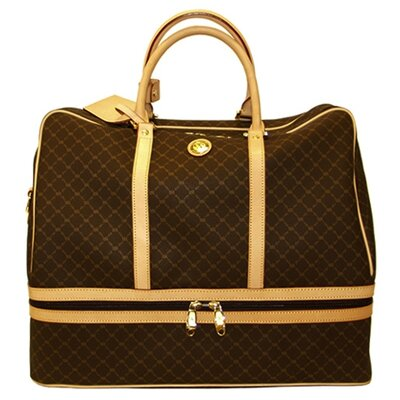 "Rioni Signature 18"" Travel Duffel"
