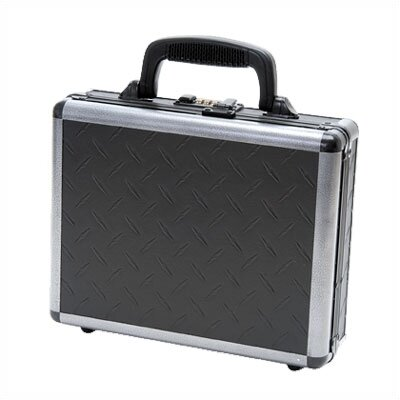 "TZ Case Ironite Single Pistol Case: 3 1/4"" H x 11 1/2"" W x 9"" D"