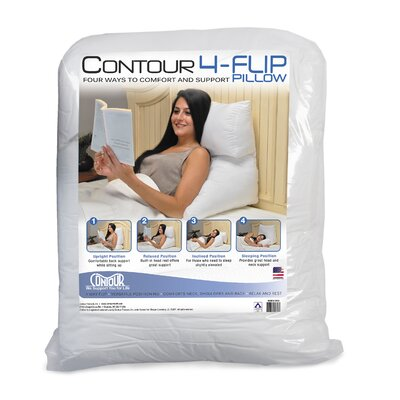 Contour Products Contour 4Flip Pillow
