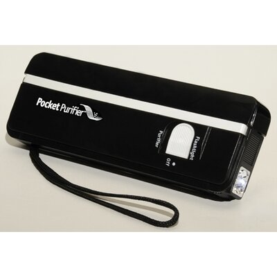 Purely Products Pocket Purifier Handheld UltraViolet Disinfectant Light