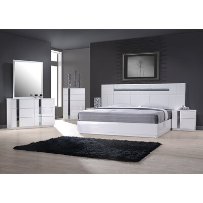 Palermo Platform Bedroom Collection