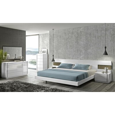 Amora Platform Bedroom Collection