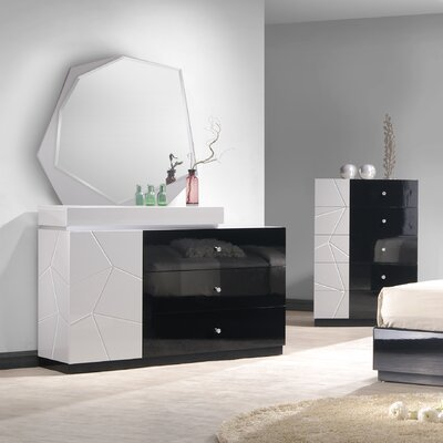 Turin Panel Bedroom Collection