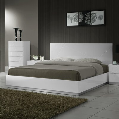 Naples Platform Bedroom Collection