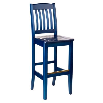 "Holsag Bulldog Custom 24"" - 30"" Bar Stool"