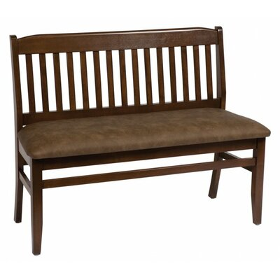 Holsag Bulldog Small Custom Wood Bench