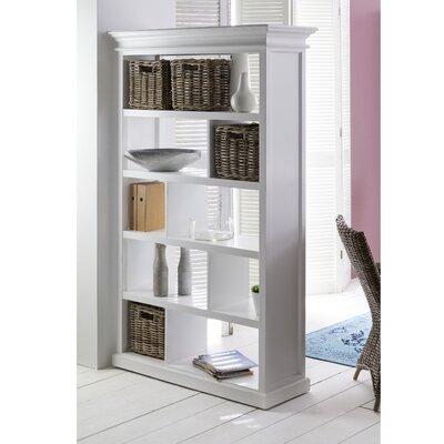 "Infinita Corporation Halifax Open 74.75"" Bookcase"