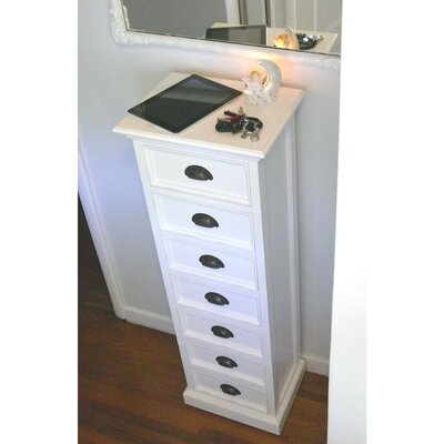 Infinita Corporation Halifax 7 Drawer Chest