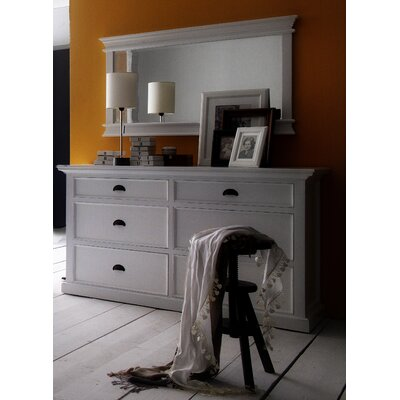 Infinita Corporation Halifax 6 Drawer Dresser
