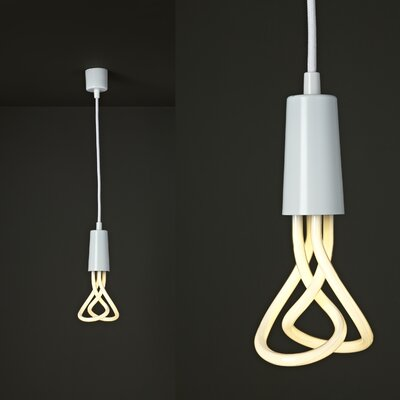 Infinita Corporation Plumen 1 Light Mini Pendant