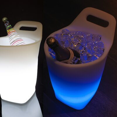 Infinita Corporation Imagilights LED Viggo Wine Cooler