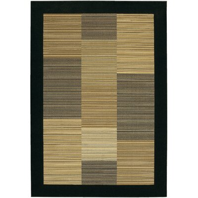 Couristan Everest Hamptons Black Rug