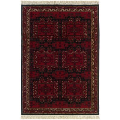 Couristan Kashimar Oushak Brick Red Rug