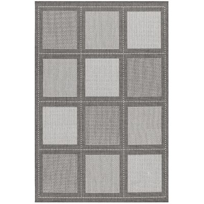 Recife Summit Grey/White Rug