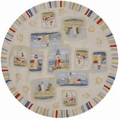 Couristan Outdoor Escapes Cape Hatteras Novelty Rug