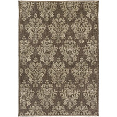 Couristan Dolce Brown/Beige Veneto Rug