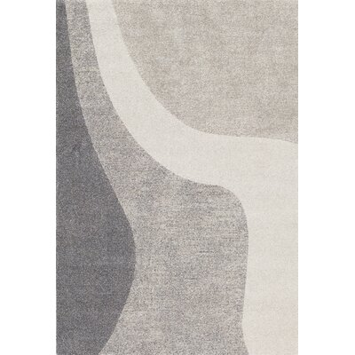 Couristan Starlight Charcoal Milky Way Rug