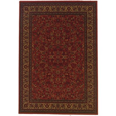 Couristan Everest Isfahan/Crimson Rug