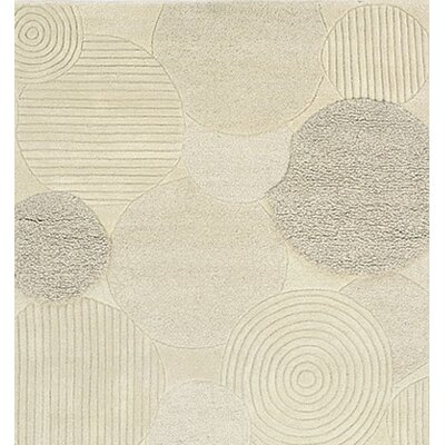 Couristan Super Indo-Natural Austin/White Rug