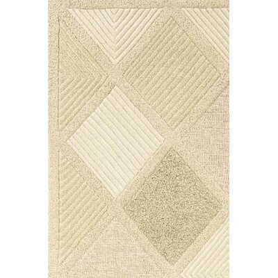 Couristan Super Indo-Natural Astra/White Rug