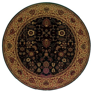 Couristan Everest Tabriz/Midnight Rug