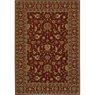 Royal Luxury Brentwood Bordeaux Rug