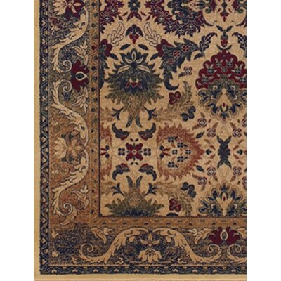 Couristan Anatolia Persian Royal Plume/Cream Plum Rug