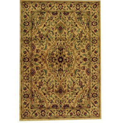 Shaw Rugs Accents Antiquity Natural Rug