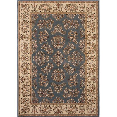 Inspired Design Alyssa Blue Rug