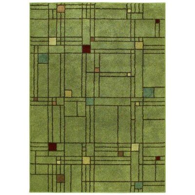Origins City Streets Jadeite Green Rug