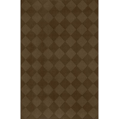 Premiere Facets Chocolate Rug