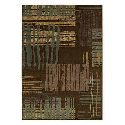 Shaw Rugs Transitions Granite Espresso Rug