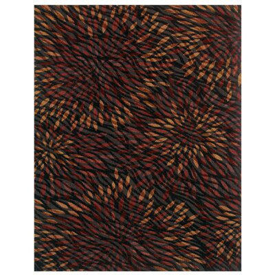 Centre Street Fling Black Rug