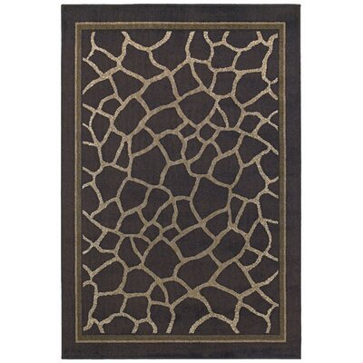 Concepts Giraffe Brown Rug