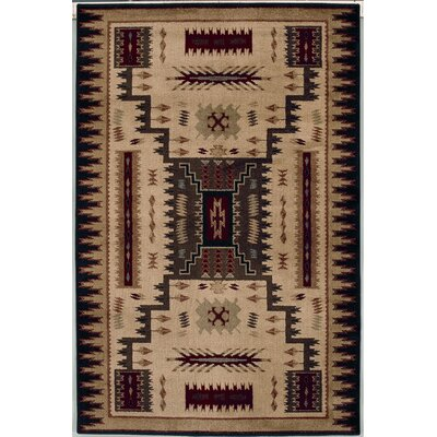 Accents Storm Multi-Colored Rug