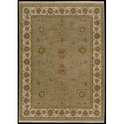 Antiquities Kashmar Sage Rug