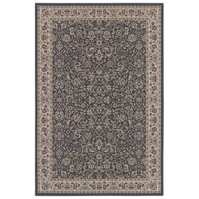 Woven Expressions Gold Florentine Chocolate Rug