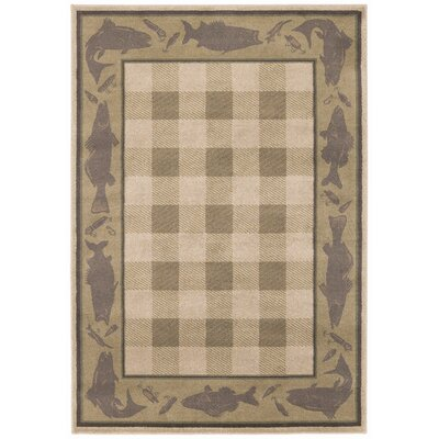 Shaw Rugs Lake House Beige Rug