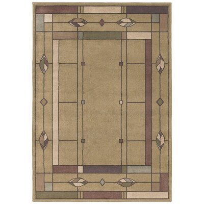 Mission Leaf Sage Outdoor Rug