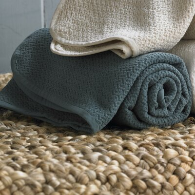 Coyuchi Honeycomb Cotton Throw / Blanket