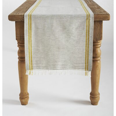 Drifting Stripe Table Runner