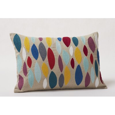 Coyuchi Moon Drops Decorative Pillow