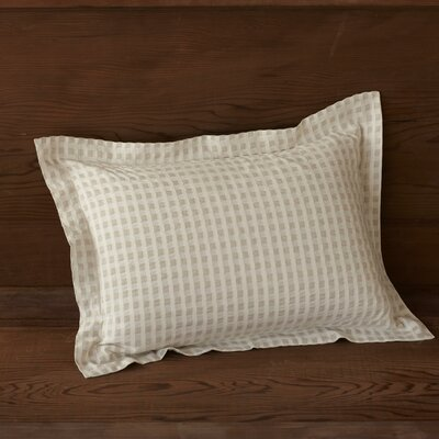 Coyuchi Birch Cotton and Linen Sham