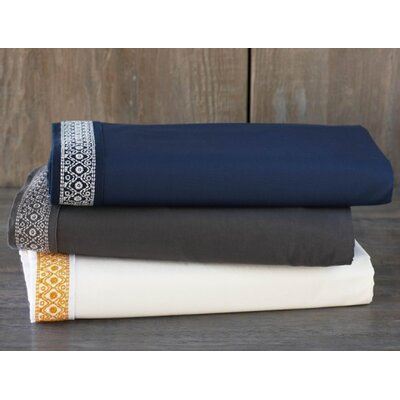 Coyuchi Henna 300 Thread Count Percale Sheet Set