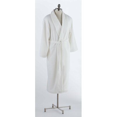 Coyuchi Men's Grand Velour Robe
