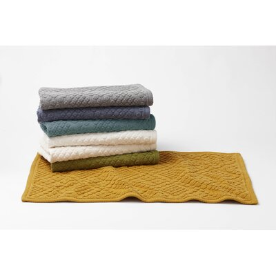 Coyuchi Air Weight Bath Rug
