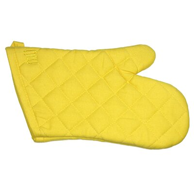 "MU Kitchen MUincotton 13"" Oven Mitt in Chiffon"