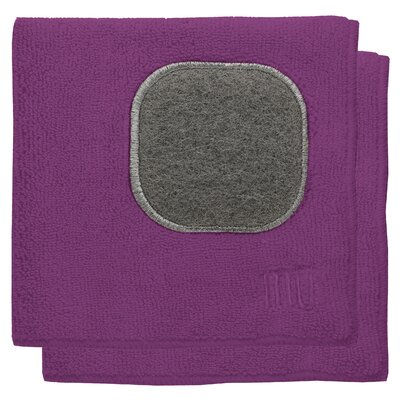 Dishcloths with Scrubber (Set of 2)