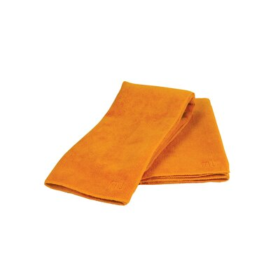 "MU Kitchen MUmodern 24"" Dishtowel in  Orange (Set of 2)"